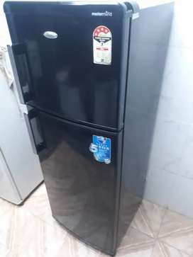 Id 8 Whirlpool mastermind 240ltrs Double door fridge with 4star rating