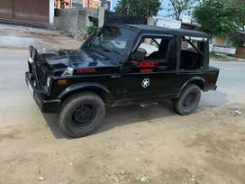Suzuki Gypsy( modified &well Maintained)