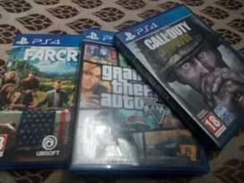 Ps4 dvds