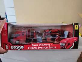 Diecast Shell Ferrari Passion Series