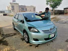 Toyota Belta 1.3cc Push Start