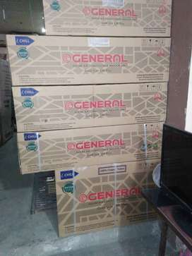 New General DC Inverter AC 1.5 Ton