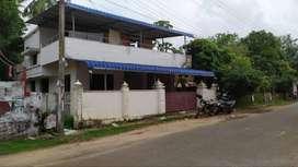 PANAMUKK, Thrissur, 3 BHK, 7 cent, 1700 sqft, 57 Lakh Negotiable,