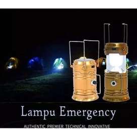 Lampu emergency portable