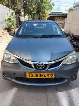 Toyota Etios GD SP*, 2015, Diesel