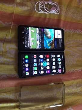 LG G8X ThinQ Dual Screen phone with HIFI Quad DAC