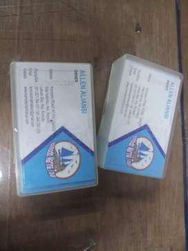 Kartu Nama (Name Card)