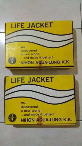 Rompi Pelampung/Life Jacket Import.
