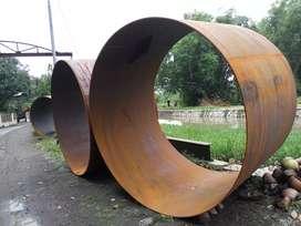 Roll Plate / Fabrikasi Plat Besi - Stainless Steel
