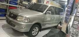 Kijang LGX 2002 Silver 1800cc Bensin