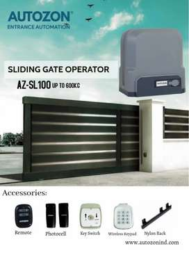 REMOTE GATE _ Automatic Gates - Gate Automation