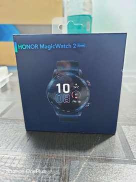 HONOR MAGIC WATCH2 BEST SMART WATCH. In very Attractive price.