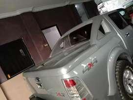 Tutup bak ford ranger model slim