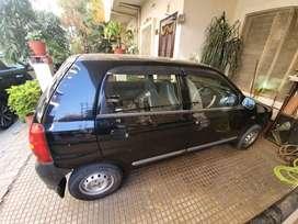 Maruti Alto VXI (Single handed driven)