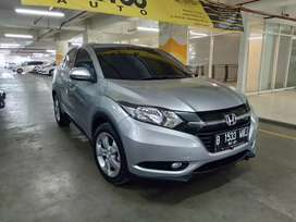 Honda HRV E CVT AT 2016 Silver