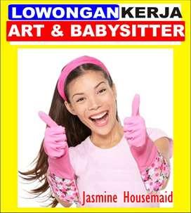 Lowongan Kerja Wanita PRT dan BabySitter