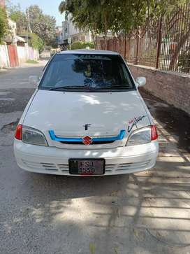 Suzuki cultus 2005 full mantain car
