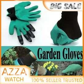 Sarung tangan cakar kebun