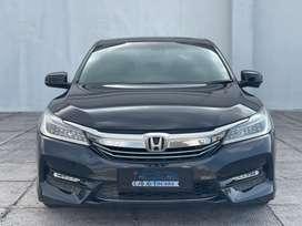 Honda accord 2017 VTI L HITAM bebas insiden
