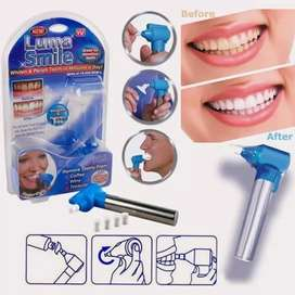 Pemutih Gigi Luma Smile Teeth Polish Whitener COD BAYAR DIRUMAH