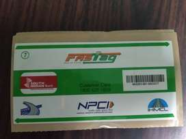 FASTAG @ Door delivery, Immediate activation Rs.600 only