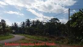 Dijual Tanah Di pinggir jalan arah Tanjung Kelayang&Tanjung Tinggi
