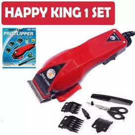 bayar ditempat happyking hk original alat cukur rambut ZN-91