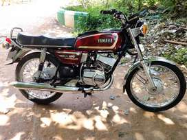 Yamaha rx135 well maintained excellent condition