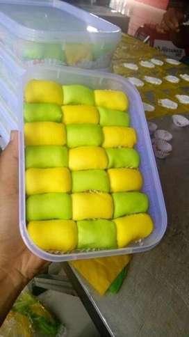 Pancake Durian Medan isi 21 Pcs manis legit