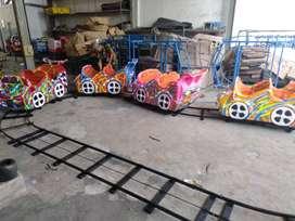 PROMO mini roller coaster kereta rel bawah odong odong mobil aki sw2