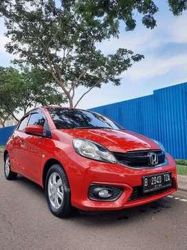 Honda Brio E Matic 2017 pajak baru 01-2021