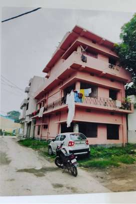 Three Floor House for Rent in Bahadurpur Housing Colony.