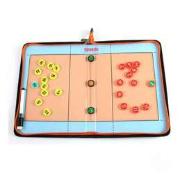 Papan Coach Book Strategi Volleyball Coach Board Magnetic