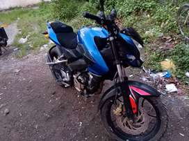 Pulsar 200ns first edition with insurance