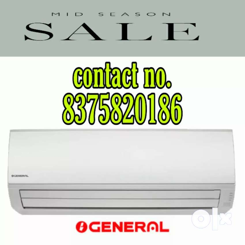 O general split a/c with 5 star rating in just 29999/- 0