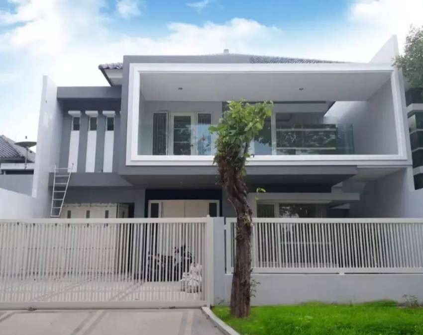 GRESS! Rumah San Antonio Pakuwon City MODERN MINIMALIS MEWAH MEGAH 0