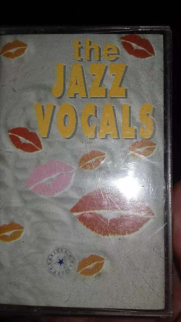 Kaset pita the jazz vocals 0