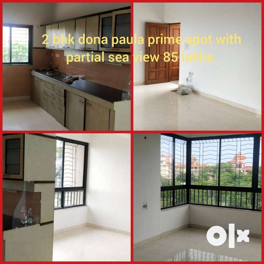 2bhk flat For Sale At Dona Paul 0
