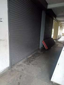 500 sq ft double shutter shop for rent at pvs