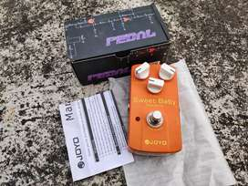 joyo sweet baby overdrive bkn mad professor sweet honey boss blues ts9