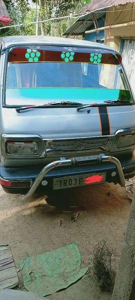 Maruti Suzuki Omni 2013 Petrol Good Condition