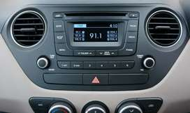 Grand i 10  , xcent  blutooth music  player