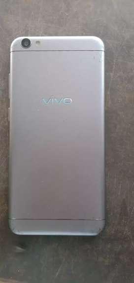 Vivo v5  brand mobile with fingerprint