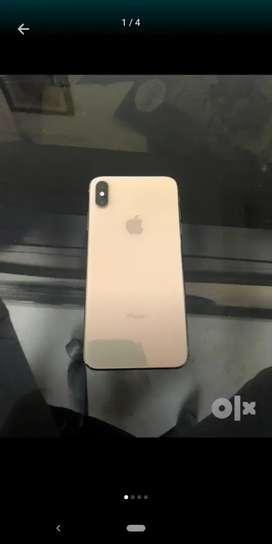 I phone xsmax 264 GB