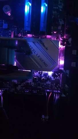 PC Gaming RGB Ryzen 2600 gen 2, full AMD