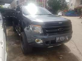 FORD RANGER WILDTRAK Th 2014 AT.Bisa Klr Batam