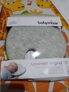 Dijual bantal peyang bayi merek baby moov