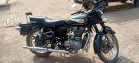 Bullet 500CC (Royal Enfield) at Zero Mile, Patna