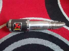 SilencerORI Akrapovic GP M1 Lorenzo Carbon Ninja250Fi/Karbu,R25,CBR250