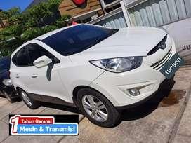 Hyundai Tucson 2.0 AT 2011 Putih